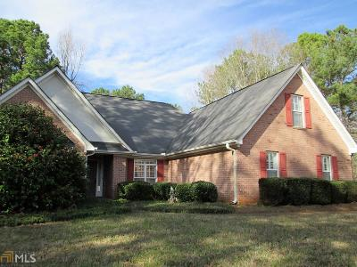 McDonough Single Family Home New: 225 Huiet Dr