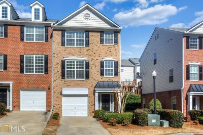 Atlanta Condo/Townhouse New: 3838 Chattahoochee Summit Dr