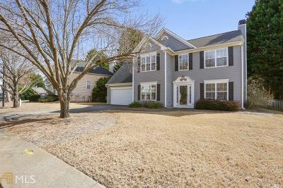 Suwanee Single Family Home New: 522 Staghorn Lane