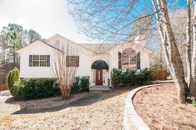 Monroe Single Family Home New: 1900 River Bluff Road
