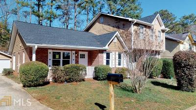 Stone Mountain Single Family Home New: 4883 Autumn Circle