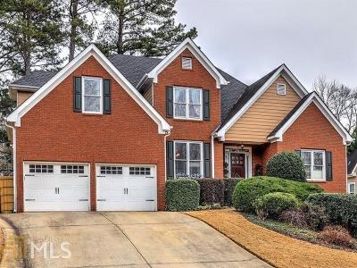 Marietta Single Family Home Under Contract: 3614 Packhorse Run