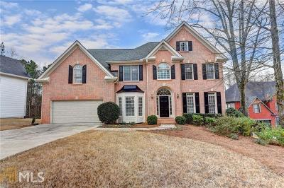 Suwanee Single Family Home New: 4745 Fontwell Ct
