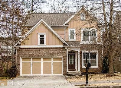 Suwanee Single Family Home New: 637 Bridgeton Cv