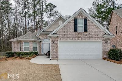 Snellville Single Family Home Under Contract: 2400 Hickory Station