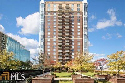 Condo/Townhouse New: 285 Centennial Olympic Park Dr, Ph 2-7