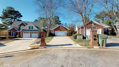 Conyers Single Family Home New: 2332 SE Fountain Head Cir