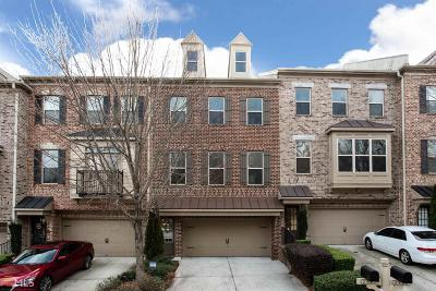Buford Condo/Townhouse New: 2797 Laurel Valley Trail
