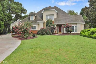 Peachtree City GA Single Family Home Under Contract: $409,000