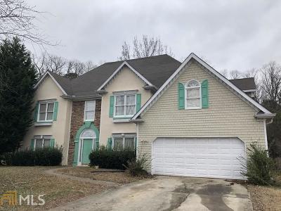 Decatur Single Family Home New: 2839 Autumn Lake Ln