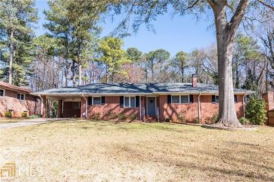 Atlanta Single Family Home New: 3266 Lyle Terrace