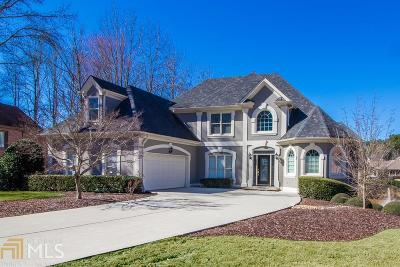 Alpharetta Single Family Home New: 160 Antler Trail