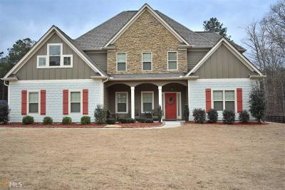 Coweta County Single Family Home New: 61 Senoya Ln
