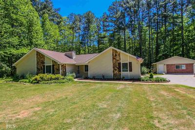 Fayetteville GA Single Family Home New: $245,000
