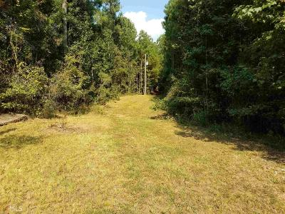 Monticello Residential Lots & Land New: 5 Oconee Forest Rd