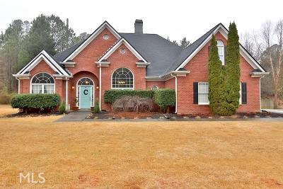Grayson Single Family Home New: 2480 Amberbrook Ln