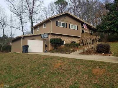Douglasville Single Family Home New: 6186 Hillpine Dr
