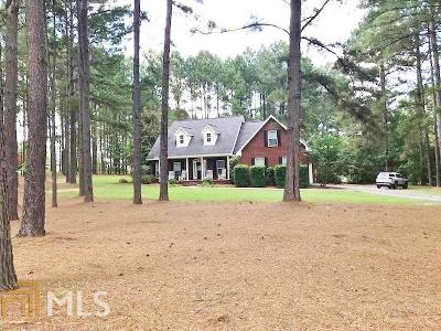 Statesboro Single Family Home For Sale: 1601 Lennox
