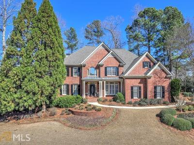 Marietta Single Family Home New: 4798 Old Timber Ridge Rd