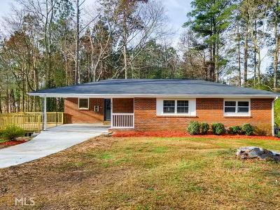Union City Single Family Home New: 4990 Turner Dr