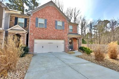 Snellville Condo/Townhouse New: 2952 Mell Rise Way