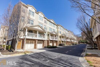 Condo/Townhouse New: 216 Semel Circle NW #341