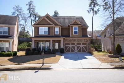 Lawrenceville Single Family Home New: 1360 Scenic View Trace