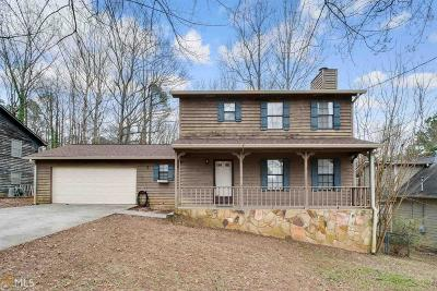 Lawrenceville Single Family Home New: 863 Terrace Trace