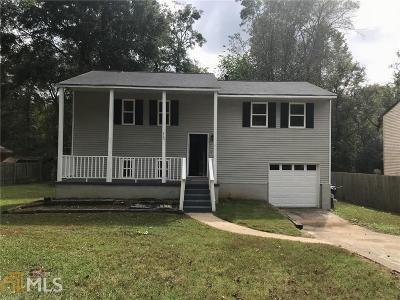 Morrow Single Family Home New: 6703 Cameron