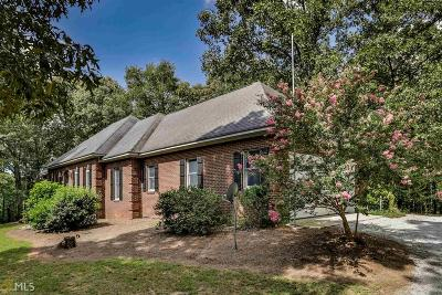 Madison Single Family Home For Sale: 4600 Bostwick Hwy