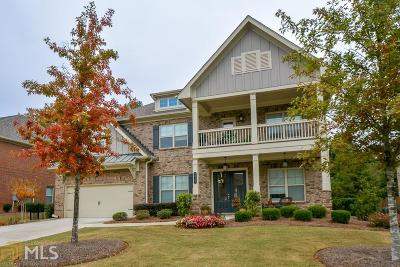 Alpharetta Single Family Home New: 1235 Redbud Drive