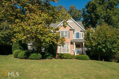 Dacula Single Family Home New: 2300 Millwater Crossing NE