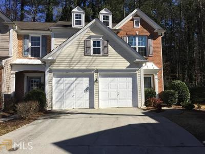 Kennesaw Condo/Townhouse Under Contract: 4174 Royal Regency Cir #35
