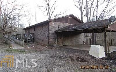 Blairsville Single Family Home New: 131 Liberty Hill Rd