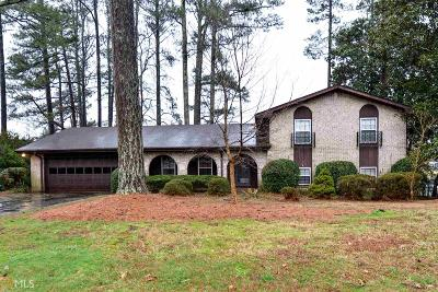 Dunwoody Single Family Home Under Contract: 2315 N Peachtree Way