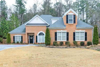 Acworth Single Family Home Under Contract: 5948 Edenfield Dr