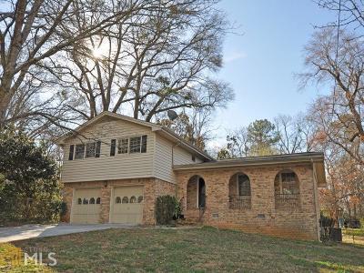 Tucker Single Family Home New: 2058 Carthage Rd