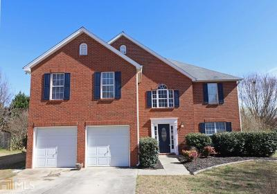 Loganville Single Family Home New: 3620 Brushy Wood Dr