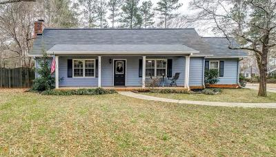 Woodstock Single Family Home Under Contract: 202 Lexington Dr