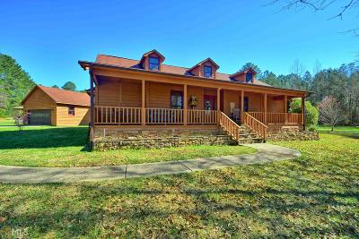 Troup County Single Family Home New: 223 Gabbettville