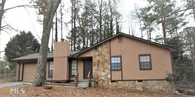 Snellville Rental New: 3724 Ferncliff Rd