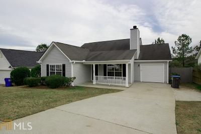 Rex Single Family Home Under Contract: 3751 Hudson Ct