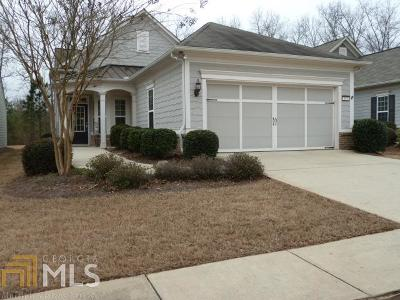 Griffin Single Family Home New: 134 Begonia Ct