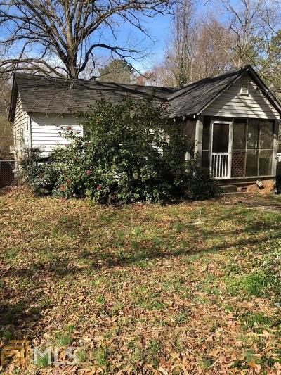 Scottdale Single Family Home Under Contract: 890 Tanner Dr