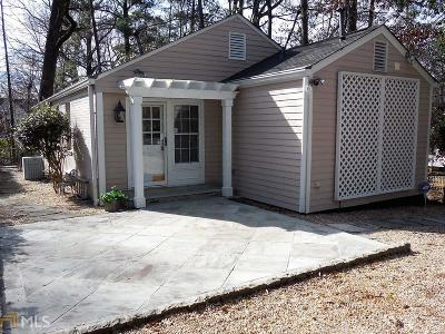 Fulton County Single Family Home New: 2505 Brookwood Dr