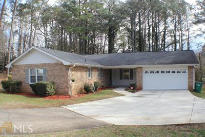 Cobb County Single Family Home New: 3860 Sandy Plains Rd