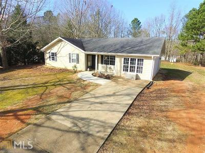 Winder Single Family Home New: 216 Brooks Ln