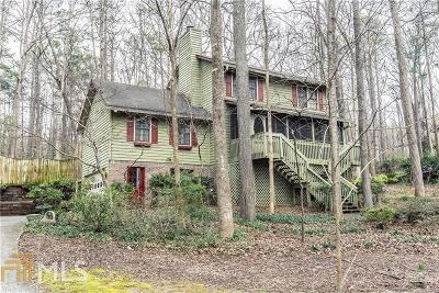 Marietta Single Family Home New: 2158 Winding Creek Lane SW