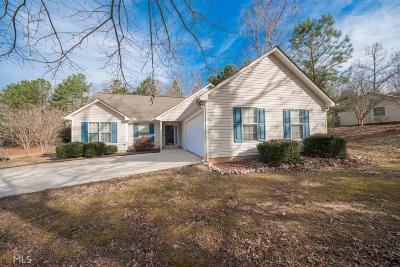 Senoia Single Family Home Under Contract: 125 Lexington Pl