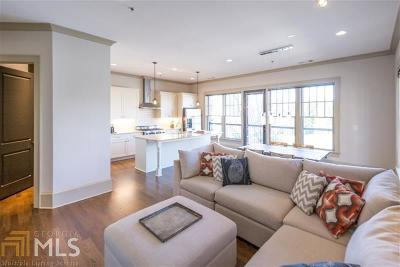 Cumming Single Family Home New: 5920 Bond St #B205